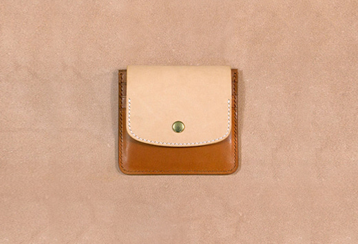 brown mars wallet