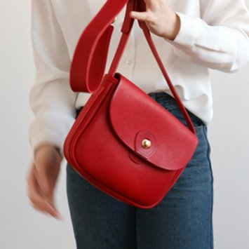 rono bag - red