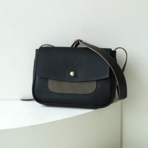 mile bag - black